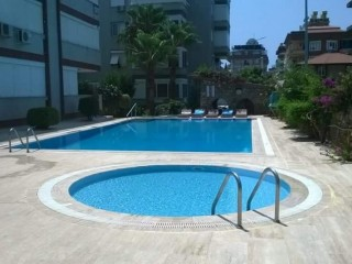 Cheap apartment for sale by beach in Alanya