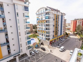 Cheap beach holiday apartment for sale Alanya Turkey
