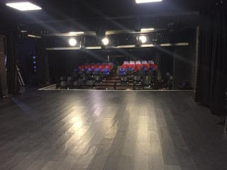 Casting, stage and music school space for rent in Kadikoy Istanbul