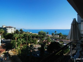 3+1 APARTMENTS FOR SALE IN ALANYA CENTER WITH FULL SEA VIEW