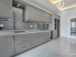 NEW MODERN HOLIDAY APARTMENT IN MAHMUTLAR 4+1 FOR SALE, ALANYA