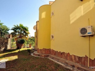 3+1 220 M2 Villa For Sale With Full Sea View In Alanya