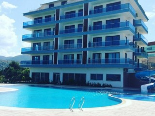 LÜXS SUPER APARTMENTS FOR SALE IN ALANYA KARGICAK