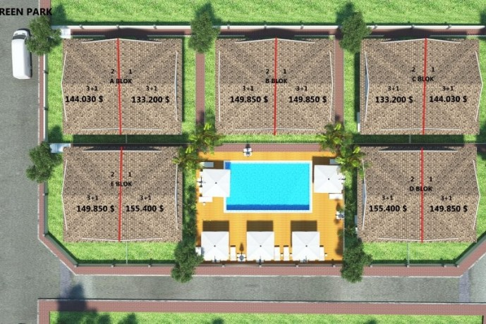 bungalow-off-plan-project-for-sale-in-kemer-turkey-big-0