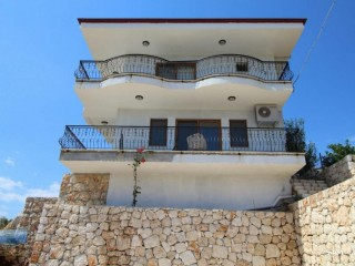TURKISH DETACHED 3+1 HOUSE FOR SALE IN KAS AGULLU