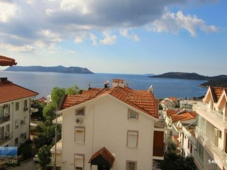 KAS CENTER 2+1 DUPLEX APARTMENT FOR SALE