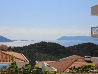 1+1 APARTMENT FOR SALE IN KAS CENTER MEDITERRANEAN TURKEY