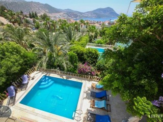 Villa in Kalkan center with high rental income, Turkey Property