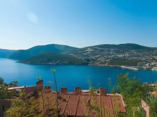 Apartment With Super View In Kalkan Club Patara