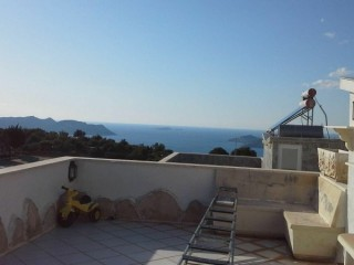 DUPLEX HOUSE FOR SALE IN ALI BABADAN BAYINDIR NEIGHBORHOOD, KAS
