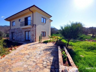Turkish Rural Detached Villa in KAS