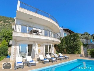 GREAT VILLA WITH SEA VIEW IN KALKAN, TURKISH RIVIERA