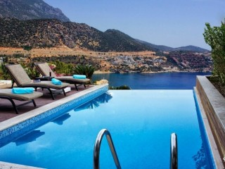 KAS KALKAN SUPER LUXURY VILLA IN MEDITERRANEAN TURKEY