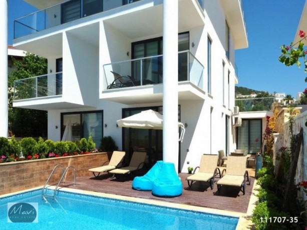 spacious-2-1-apartment-with-private-pool-in-the-centre-of-kalkan-big-2