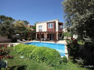 VILLA WITH PRIVATE POOL IN KALKAN