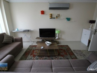 2+1 FURNISHED BAHÇEKAT APARTMENT FOR SALE IN KAS CENTER