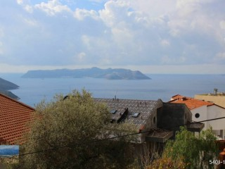 2+1 VIEW AND FURNISHED APARTMENT FOR SALE IN KAS CHERÇILER