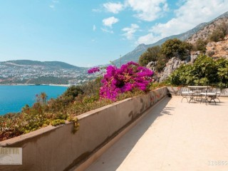 Kalkan Club Apartment With Sea View