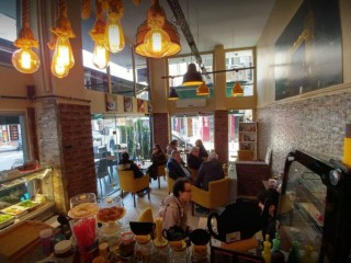 Cafe, ready business for sale near Halitaga Kadikoy