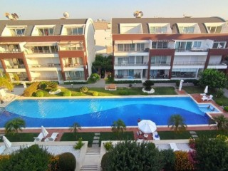 Pool Front Duplex At Agora Site, Manavgat