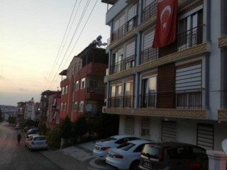 4-YEAR-OLD DUPLEX FOR SALE WITH ELEVATOR IN EMERGENCY KASAP NEIGHBORHOOD, MANAVGAT