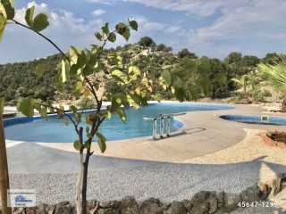 Boutique Bungalow Holiday Resort in Antalya Kaş (7800 m2) plot