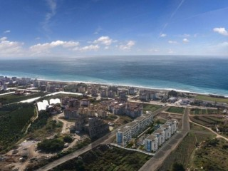 9,000 m2 Alanya for sale sea views suitable for field bananas and avocados