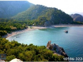 3.940 m2 FARM LAND FOR SALE IN ANTALYA OLYMPOS FOR NATURE LIVING