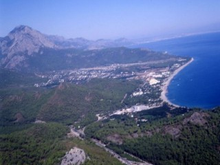 43,000 m2 Hotel and Tourism Land for sale Kemer beach, Antalya