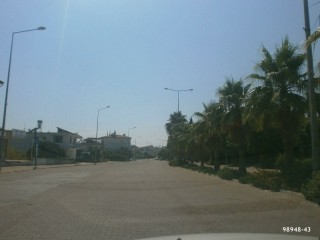 7,505 m2 Land for in Manavgat suitablefor making Housing Site