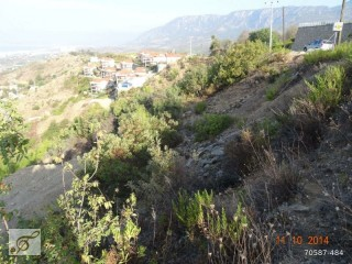 755 m2 Land, 2 Parcel for 1 Land Price in Alanya