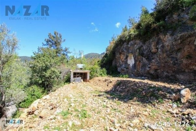1000-m2-full-sea-and-nature-view-land-for-sale-in-alanya-bektas-big-7
