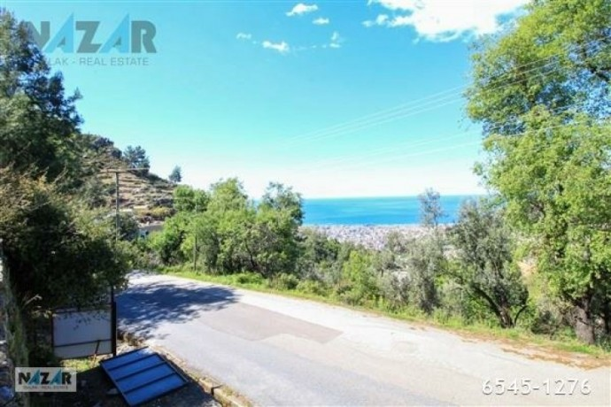 1000-m2-full-sea-and-nature-view-land-for-sale-in-alanya-bektas-big-3