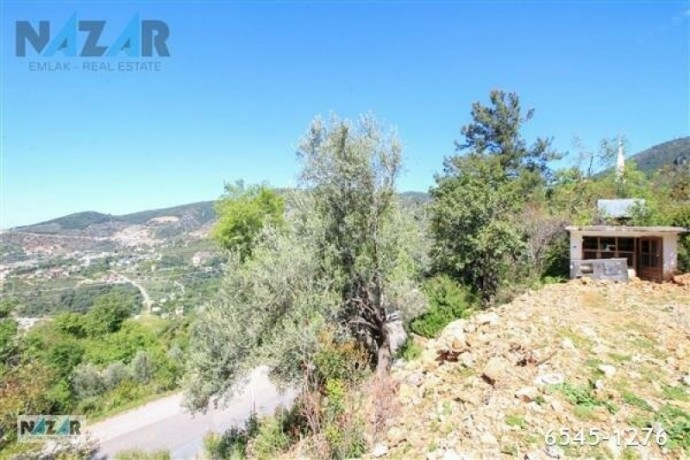 1000-m2-full-sea-and-nature-view-land-for-sale-in-alanya-bektas-big-4