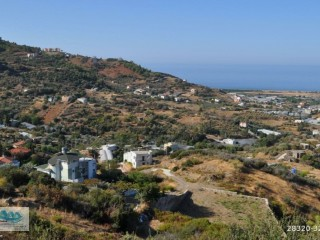 520 m2 Villa Land for sale mountain and sea view in Gazipaşa, Antalya