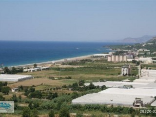6400 M2 Land for sale in Alanya, Antalya