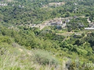 1,500 m2 Villa Land for sale with the sea view in Alanya, Antalya