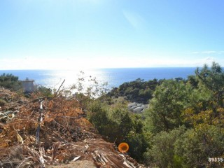 Villa construction, House Land for in Gazipaşa near to the beach with sea view