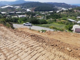 1,450 m2 Land for sale in Alanya near to the sea