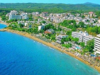 35.000 m2 Tourism Hotel Construction Land for sale Alanya Avsallar