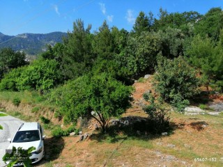 ALANYA BEKTAŞ UNCOMPLETED HOUSE IN 1,059 M2 LAND FOR SALE