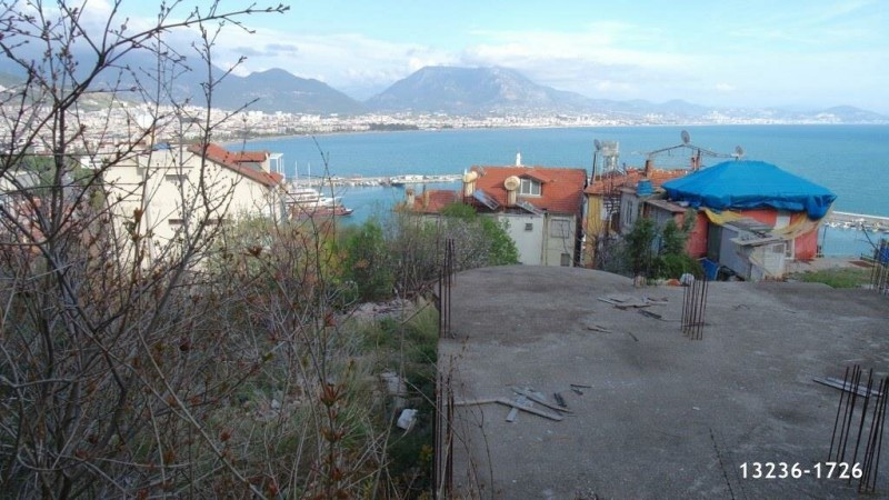 844-m2-valuable-land-for-sale-in-alanya-castle-full-view-big-2