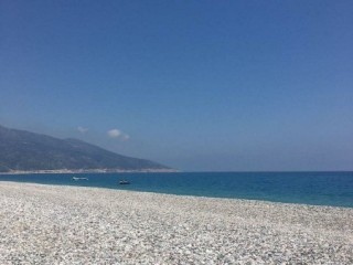 1.100 m2 Tourism Facility Land for sale in Demre near seaside