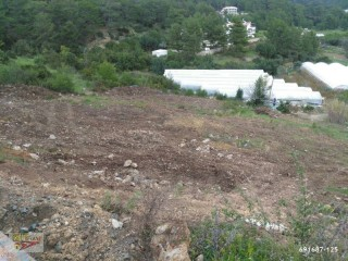 1,040 m2 Land for sale in Kumluca Antalya near to the beach
