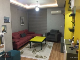 1 + 1 Apartment with separate kitchen and fully furniture