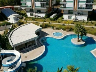 Ultra luxury 1+1 with full furniture in Konyaalti, Antalya