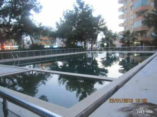 3 + 1 Apartment for sale in Antalya Konyaalti/Altinkum site