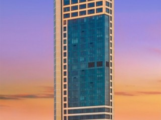 Great home-Office space for use and investment in the center Nurol Towers