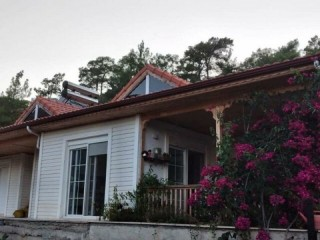A House With A Magnificent Garden For Sale In The Center Of Antalya Adrasan