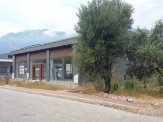 Long Term Store for sale in Tourism resort Turkish Riviera